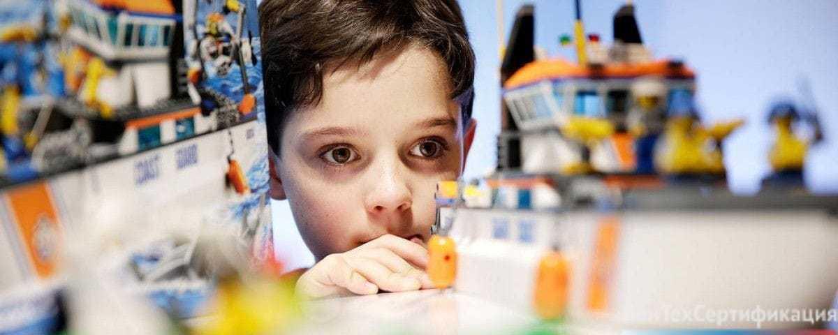сертификация детской продукции и детских товаров