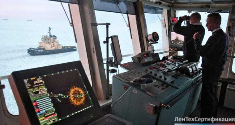 радионавигационное оборудование судов