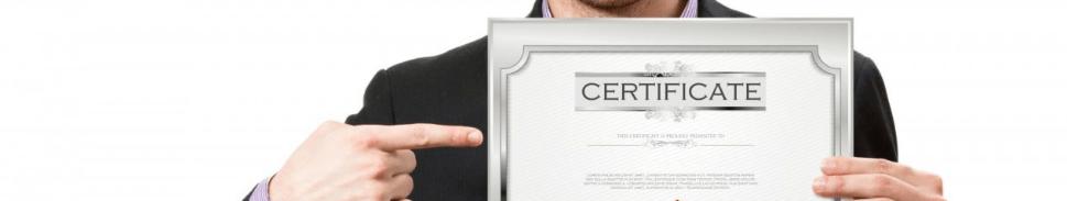 Что такое сертификат соответствия