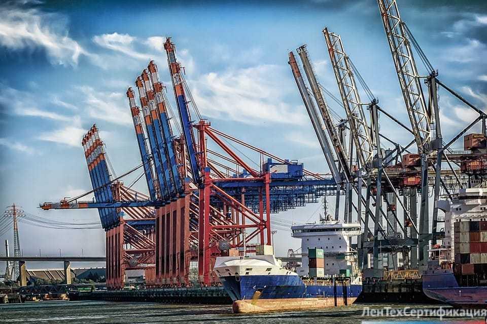 Сертификация Морского регистра судоходства (РМРС)