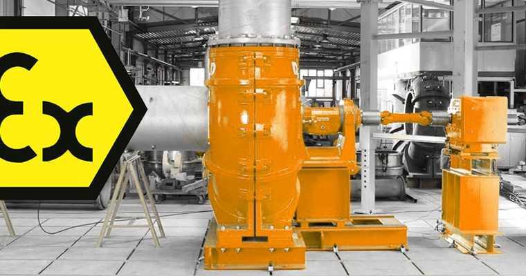 Сертификация взрывозащищенного оборудования