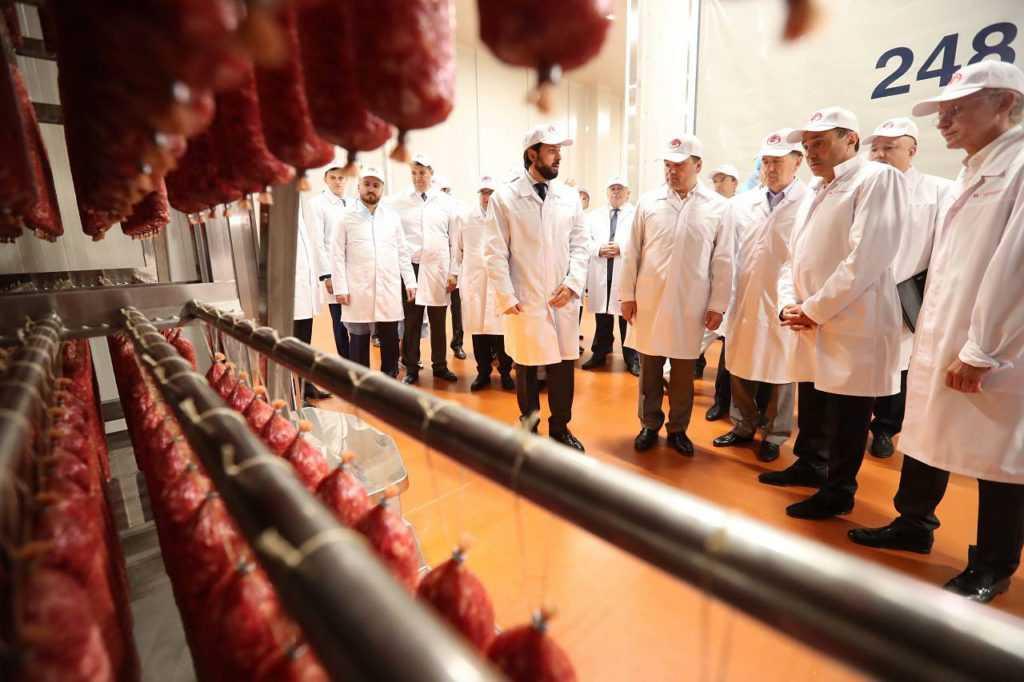 Порядок сертификации пищевой продукции