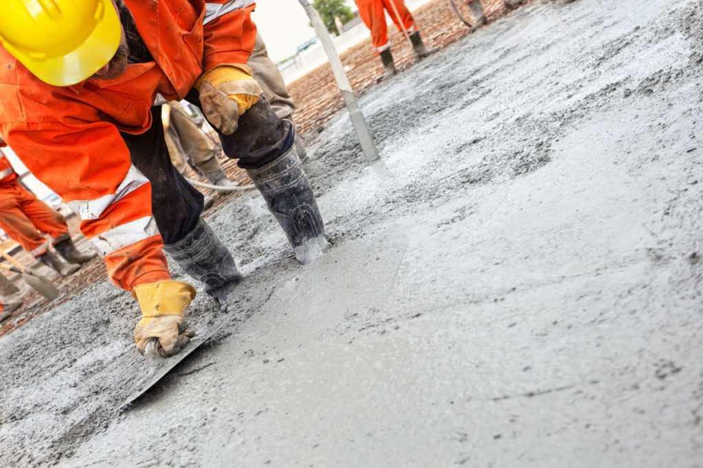 сертифицирование бетонов