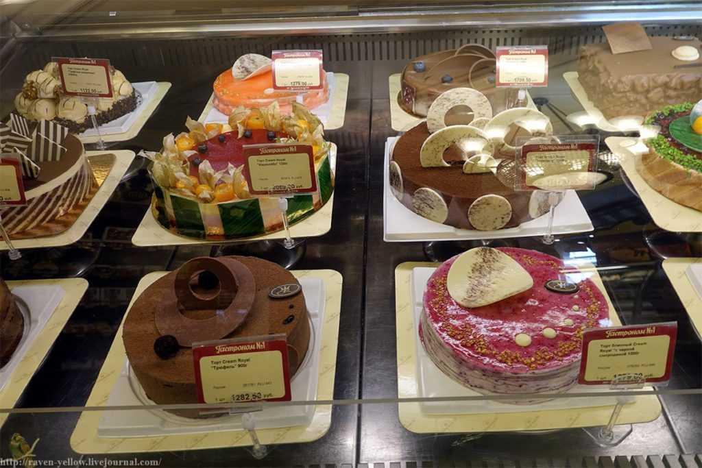 сертификация тортов